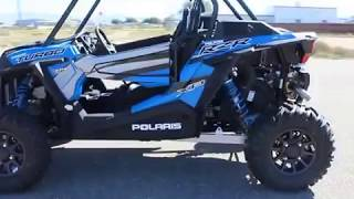 9. 2018 Polaris RZR Turbo