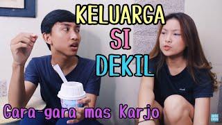 Download Video Keluarga si dekil - GARA GARA MAS KARJO! (Short movie) MP3 3GP MP4