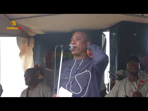 K1 DE ULTIMATE 'S PERFORMANCE AT THE FINAL BURIAL OF OLANIKE AMOKE AJANI