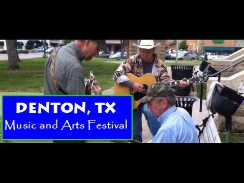 Visa Run Texas Denton Jazz and Arts Festival