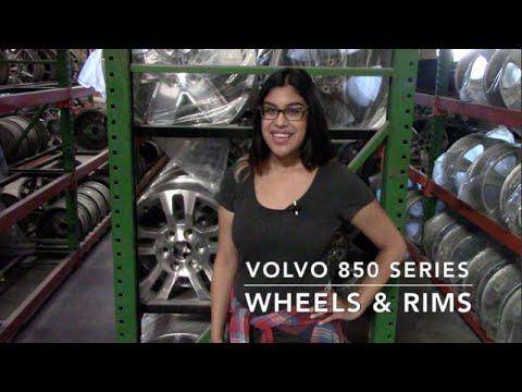 Factory Original Volvo 850 Series Wheels & Volvo 850 Series Rims – OriginalWheels.com