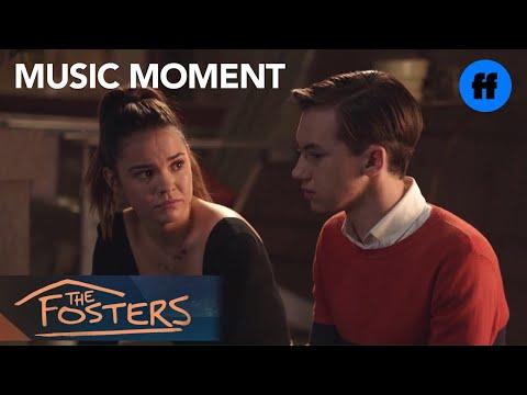 "The Fosters   Season 5, Episode 16 Music: The Acorn - ""Dominion""   Freeform"