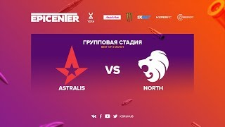 Astralis vs North - EPICENTER 2017 - map2 - de_mirage [yXo, Enkanis]