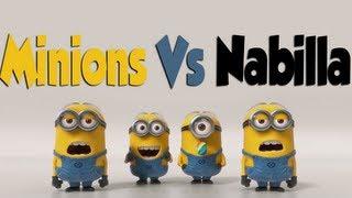 Les Mignons vs Nabilla by Monsieur Seby