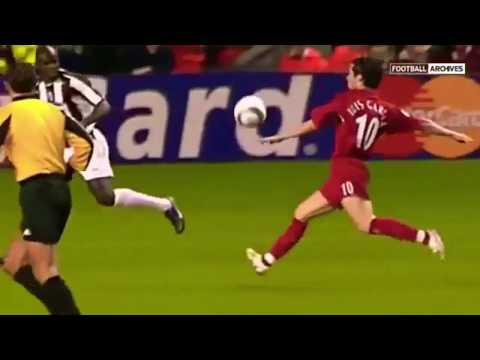 Luis Garcia FC Barcelona and Liverpool goals