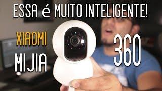 A melhor câmera de segurança! Filma de vários ângulos, transmite sua voz e é muito barata!