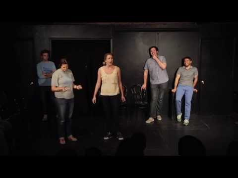 UCB Team Winslow performs musical improv (видео)