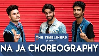 We're back with another amazing choreography video. This time we are grooving to 'Na Ja' by Pav Dharia. Please subscribe to our channel by clicking the following link to make sure you get the notifications for our videos:https://goo.gl/TVeum4Visit Our Website : https://www.thetimeliners.comLike Us On Facebook : https://www.facebook.com/TheTimelinersTweet Us : https://twitter.com/the_timelinersFollow Us On : https://www.instagram.com/thetimeliners/Credits:Original Song: Na JaSingers: Pav DhairaMusic Rights: White Hill Music & Entertainment Private LimitedChannel Head: Akansh GaurDirector: Shreya MehtaChoreography: Gaurav ThukralDancers: Mohit Gupta & Govind BishtCinematography: Georgy John PanickerEditor: Tushar ManochaLine Producer: Puneet WaddanMusic: Afroz JahanGraphics: Tushar ManochaSocial Media: Bhavya Prabhakar, Shreya Mehta, Vartika Manchanda & Siddhant Grover