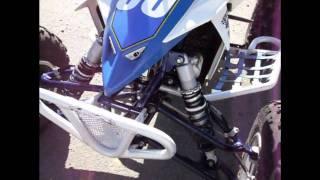 7. 2006 Suzuki LTR450K6 Quadracer - Item 27680