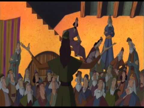 Testament - The Bible in Animation - Moses