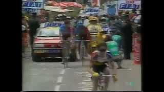 Saint-Lary-Soulan France  City new picture : Tour de France 1993 - 16 Saint Lary du Soulan