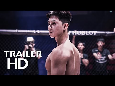 THE DIVINE FURY (2019) Official Trailer - Action Movie