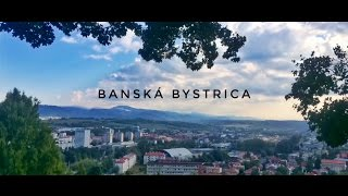 Banska Bystrica Slovakia  City pictures : Banská Bystrica, Slovakia metropolis