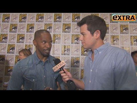 Jamie Foxx Talks Trayvon Martin