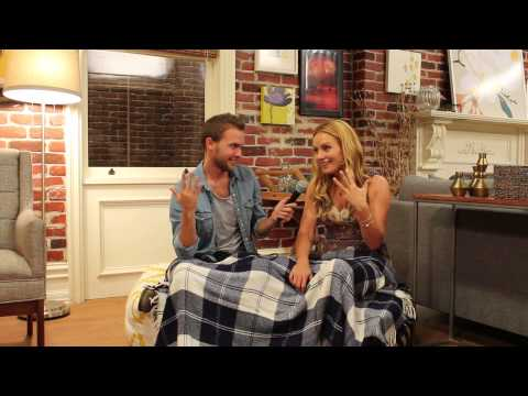 WEIRD LONERS Becki Newton Interview - Take 2