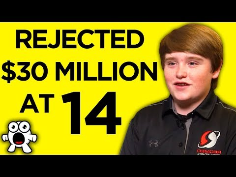Self-Made Kids That are Richer Than We Can Ever Imagine