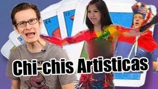 Chi-chis Artisticas - IgualATres