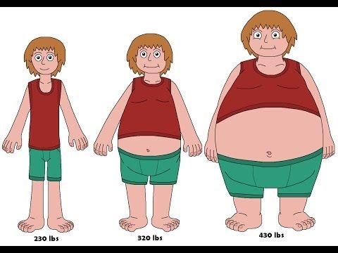 comment prendre vite du poids