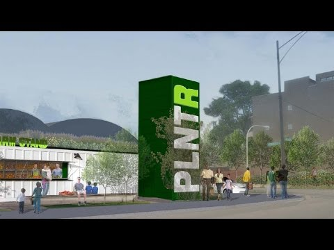 A hydroponic greenhouse for East Garfield Park