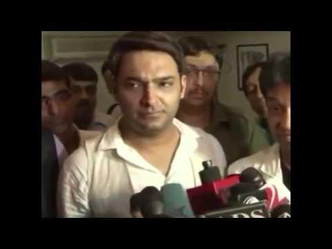 Sunil Grover | Kapil Sharma Fight Video | The Kapil Sharma Show | Talking About Sunil Grover Fight (видео)