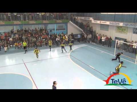 Peñarol (Arvorezinha) 6 X 2 Boca Juniors (Soledade) - Taça RBS 2013