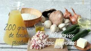 Cómo hacer risotto (arroz italiano)