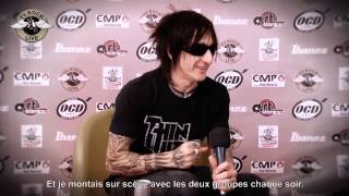 Guns N' Roses - Interview Richard Fortus - Hellfest 2012