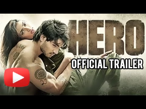 Hero |  Trailer Introducing Sooraj Pancholi & Athi