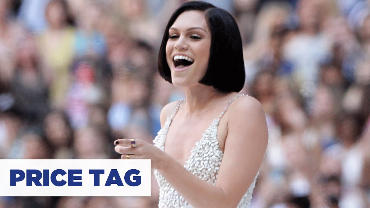 Jessie J – Price Tag (Summertime Ball 2014)