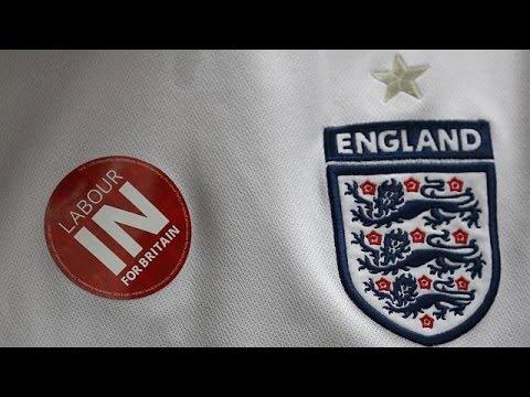 Euro 2016: Το δημοψήφισμα διχάζει τους οπαδούς της εθνικής Αγγλίας