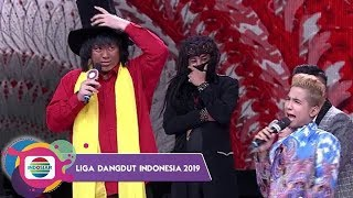 Video PECAHHH!!! Gilang Impersonate Pak Tarno Bikin Master Limbad Ketawa - LIDA 2019 MP3, 3GP, MP4, WEBM, AVI, FLV Mei 2019