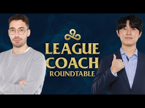 Meet The Most STACKED NA Coaching Staff In LCS History   C9 LoL Coaches Roundtable