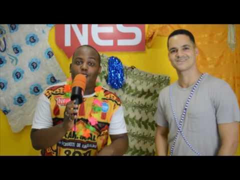 Rodrigo Coelho Entrevista Carnaval do Nordeste de Amaralina - NORDESTeuSOU