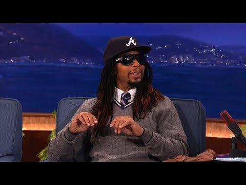 Lil Jon Interview Part 02 - Conan on TBS