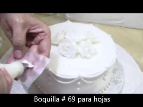 Pastel de Boda/Wedding Cake