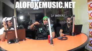 """LR presenta su álbum """"Persistencia"""" en Alofoke Radio Show!!!"""