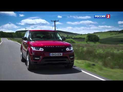 Land Rover Range Rover Sport Тест-драйв Range Rover Sport 2014