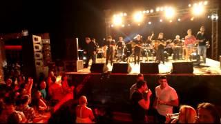 Vasilis Karras Live @ Akrotiri 28-6-2012