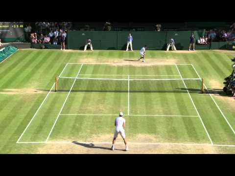 Murray - Watch highlights from the Gentlemen's Singles final between Andy Murray and Novak Djokovic at Wimbledon 2013.