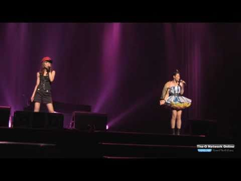 Anime Expo 2010 - May'n and Nakajima Megumi performing live at Anime Expo 2010 What bout my star? performed by May'n and Megumi Nakajima (Watch in 720p for best experience) Al...