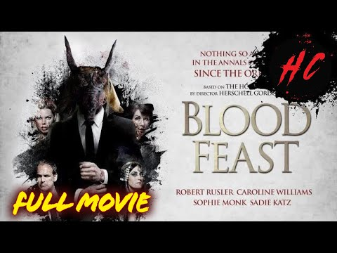 Blood Feast | 2016 Full Horror Movie