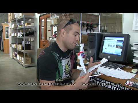 Tito Ortiz signs contract vs Matt Hamill for UFC 121 Contract