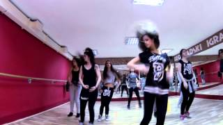 Yellow claw - Dj Turn it up Choreography by Aleksandar Acon Alijevic | Elements squad new year