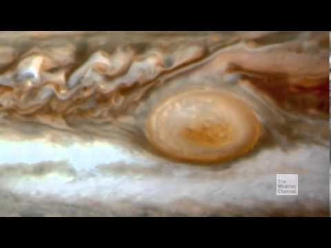 Weather - With winds reaching a speed of 400 miles per hour, Jupiter's hurricane has carried on for at least 300 years, and state-of-the-art technology gives viewers a...