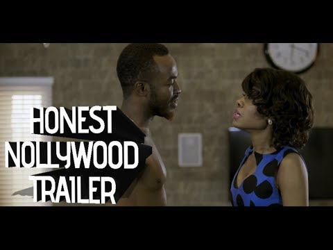 Honest Nollywood Trailers -  When Love Happens