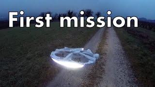 RC Millennium Falcon - First mission