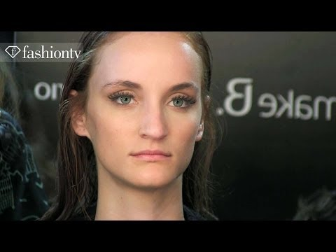 fashiontv.COM - http://www.FashionTV.com/videos SAO PAULO - FashionTV heads backstage at the Patricia Motta Winter 2014 show at Sao Paulo Fashion Week. Models get super stra...
