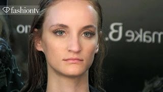 Patricia Motta Winter 2014 BACKSTAGE | Sao Paulo Fashion Week SPFW | FashionTV