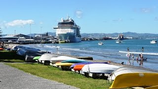Tauranga New Zealand  city images : Tauranga, New Zealand - 14 Days Australia/New Zealand Cruise - January 21, 2016