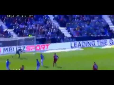 GOLAZO Pablo Sarabia Leganes vs Sevilla 2-3 || 15-10-2016 Highlight